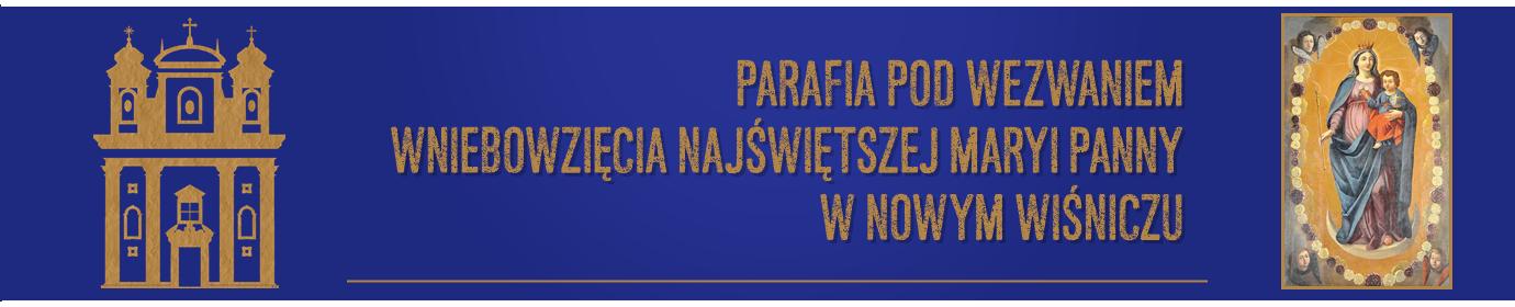 Parafia Wniebowzięcia Najświętszej Maryi Panny w Nowym Wiśniczu